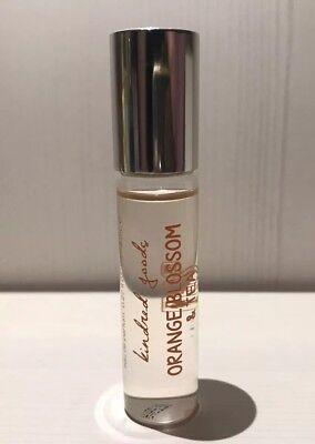 Kindred Goods Orange Blossom & Tea Navy Rollerball Eau De Parfum 0.27Fl Oz 8ml Blossom Navy