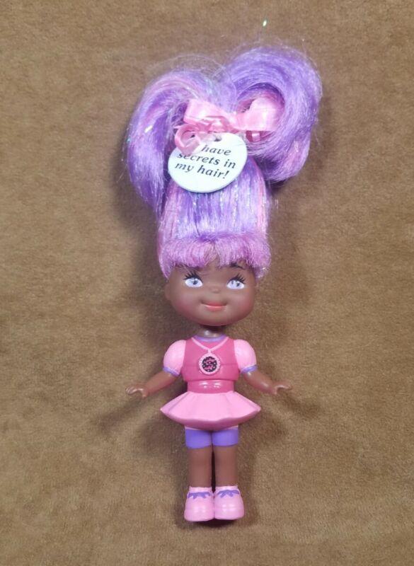 Vintage Mattel Lil Secrets African American Doll