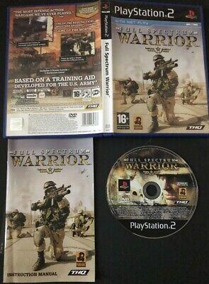 Usado, Full spectrum warrior PS2 comprar usado  Enviando para Brazil