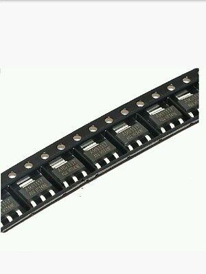 10 Pcs Ams1117-adj Lm1117-adj Ams1117 Lm1117 1a Voltage Regulator Usa Seller