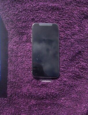 New Apple iPhone X 64GB Gleaming Xfinity Mobile A1865 Financed Read Description**