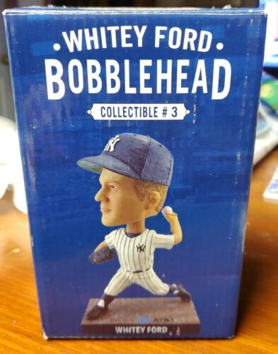 New York Yankees - Whitey Ford Bobblehead  - Collectible #3