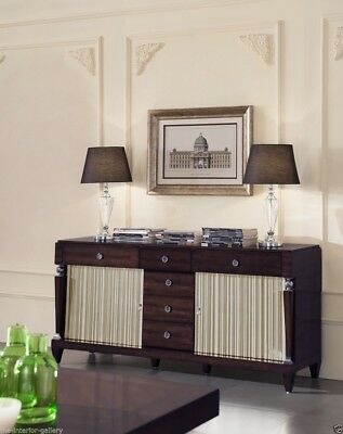 (Modern Sideboard Buffet - Contemporary Sideboard Buffet - Solid Wood Montecristo)