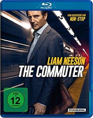 The Commuter Blu-ray NEU OVP Liam Neeson