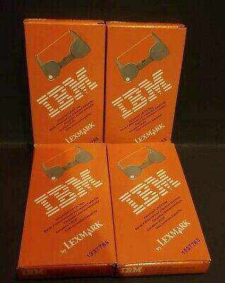 Lot Of 4 New Ibm Lexmark Lift-off Correction Tape 1337765 Wheelwriter Typewriter