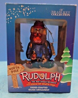 The Brass Key Collection Yukon Cornelius From Rudolph the Red Nosed Reindeer (Cornelius From Rudolph The Red Nosed Reindeer)
