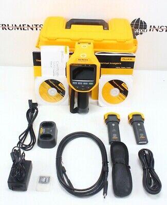 Fluke Ti400 60hz 320 X 240 Infrared Thermal Imaging Camera Ir Imager Flk-ti400