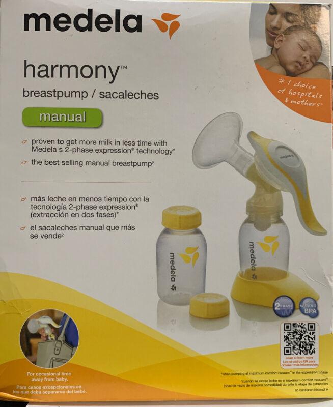 Medela Harmony Manual Breastpump #67186 (NEW OPEN BOX)