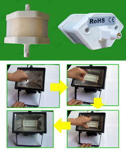 4-x-4-8W-R7s-Compatibili-LED-Sorveglianza-La-Luce-Di-Inondazione-J78-Ricambio