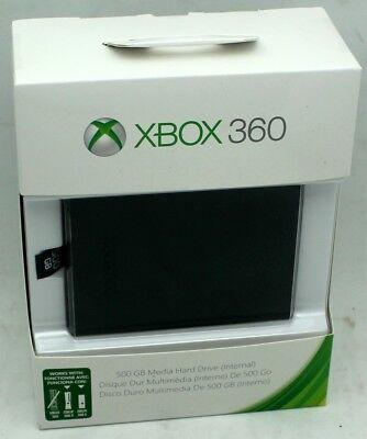 New Xbox 360 Hard Drive - New Genuine/Authentic Microsoft 500GB Hard Drive Internal Xbox 360 Slim & E 1451