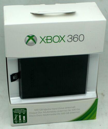 Genuine Microsoft 500GB Hard Drive Internal Xbox 360 Slim-Backwards Compatible