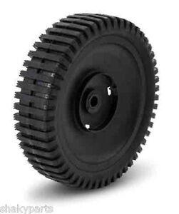 craftsman front drive wheel 180775 700953 set of 2 replacement wheels 72 014. Black Bedroom Furniture Sets. Home Design Ideas
