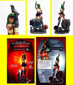 Top-Cow-Comics-Aphrodite-IX-9-Clayburn-Moore-New-Artist-Proof-Statue