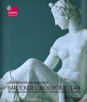 Fachbuch Barocker Luxus altes Wiener Porzellan von Du Paquier REDUZIERT OVP toll