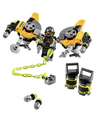 LEGO 76142 Flying AIM Agent Minifigure w/ Accessories- NEW
