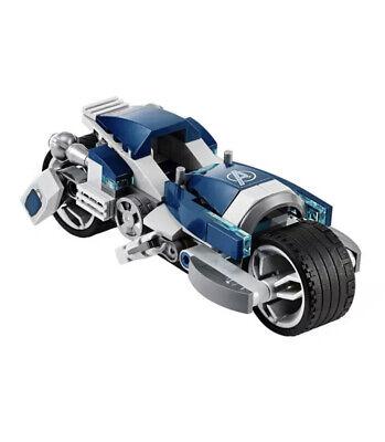 LEGO 76142 Black Panther's Speeder Bike (No Minifigure) - NEW