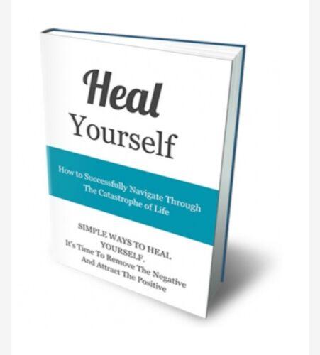 Heal Yourself-eBook- PDF