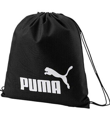 Puma Phase Gym Sack Drawstring Bag