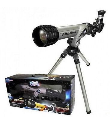 HD Teleskop Fernrohr inkl. Stativ für Kinder und Jugend NEU 226402