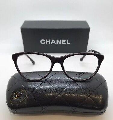 CHANEL 3333 C.1461 WOMENS FRAMES EYE GLASSES EYE WEAR 54-16-140 (Chanel Eye Frames)