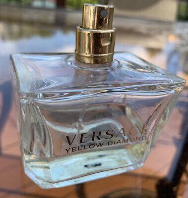 Versace Yellow Diamond Edt Perfume Spray Decant  10ml New