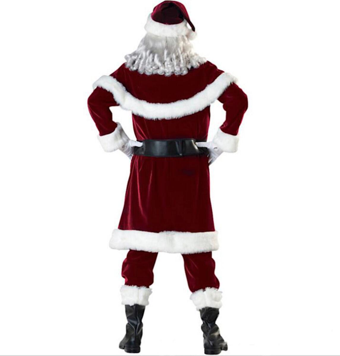 kost m kleid elf elfe weihnachtsmann cosplay elf. Black Bedroom Furniture Sets. Home Design Ideas