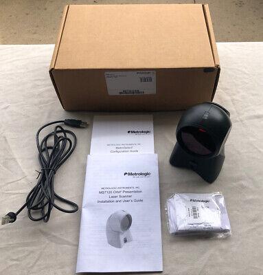 Metrologic Orbit Mk7120-31a38 Omnidirectional Laser Scannerusb Cordmounting