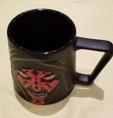 Disney Darth Maul Mug  Cup Star Wars Theme  20 oz Large