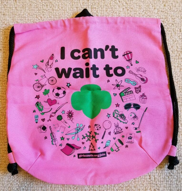 Girl Scouts Canvas I Can