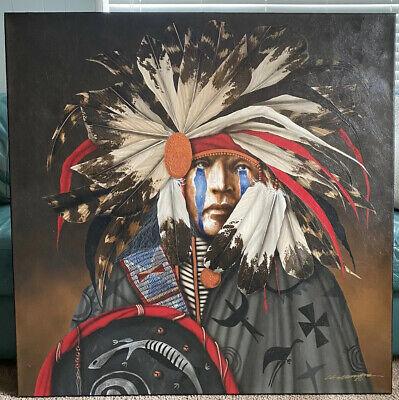 JD Challenger ORIGINAL Painting