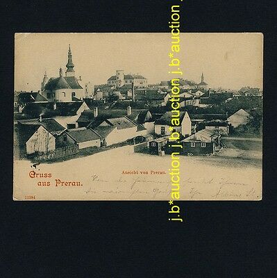 Mähren PRERAU / PREROV Tschechien * AK um 1900