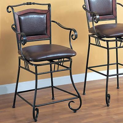 home furnishings 24h bar stool 100160 new