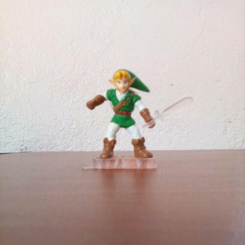 The Legend of Zelda Ocarina of Time Adult Link Gashapon Action Figure Toy Bandai