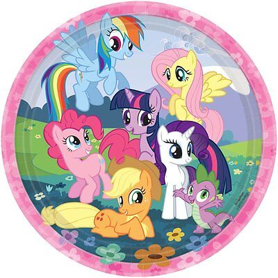8 My Little Pony Friendship Birthday Party 9