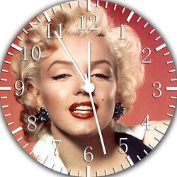 Marilyn Monroe wall Clock 10 will be nice Gift and Room wall Decor E171