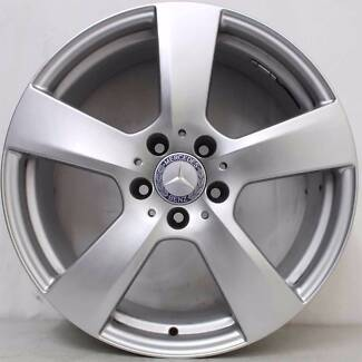 MERCEDES BENZ W204 C250 COUPE WHEELS AND TYRES Arncliffe Rockdale Area Preview