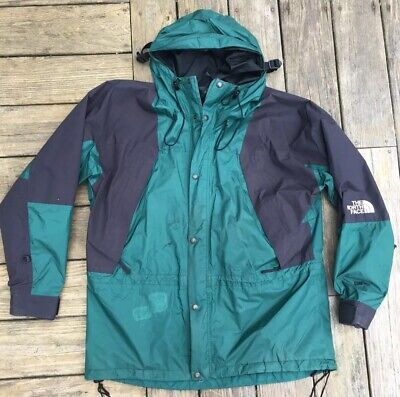 Vintage The North Face Mountain Light Goretex Jacket 90s XL Popular Green/Black North Face Mountain Light Jacket