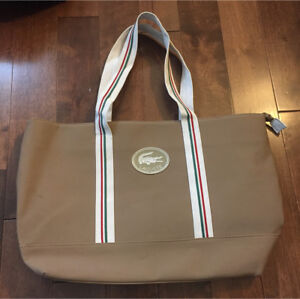 Lacoste big bag like new