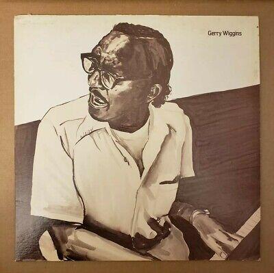 Vinyl LP Record - Gerry Wiggins - Wig is Here - Classic Jazz CJ 117 - VG+](Vinyl Wig)