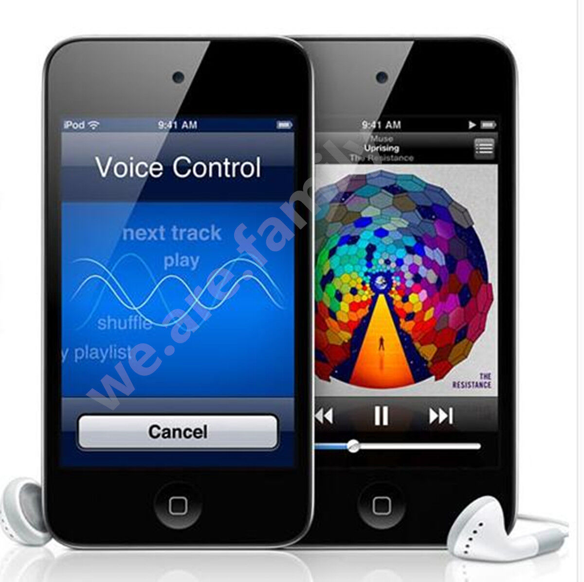 Apple iPod touch 4th Generation Black (32GB) + Retail Box ...