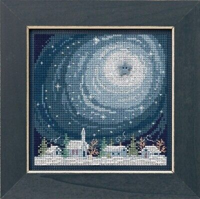 Mill Hill Buttons and Beads - Winter Glow - Cross Stitch Kit -