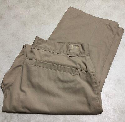 Under Armour Athleisure Utility Khaki Pants Mens Size 40 x 32 Actual EUC 5-2