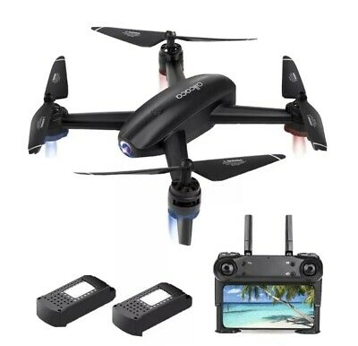 New In Box - Allcaca S165 RC Drone with Camera 720P Optical Rush Position