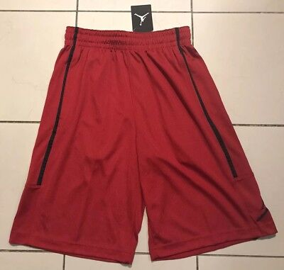 35d31493693 Nike Jordan Men's Red Basketball Shorts Size Medium Brand New With Tags!!