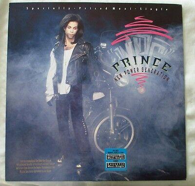 Prince New Power Generation N P G  T C S Rap 6 Songs Maxi Single  Vinyl  Music