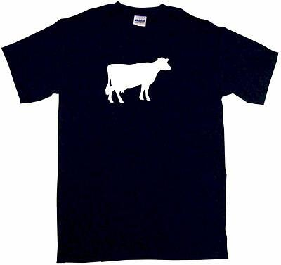 Kids Silhouette (Cow Silhouette Kids Tee Shirt Pick Size & Color)