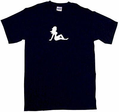 Trucker Mud Flap Girl Logo Mens Tee Shirt Pick Size & Color Small - - Trucker Mud Flap
