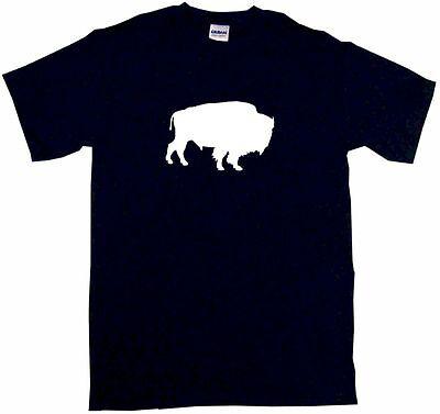 Kids Silhouette (Buffalo Silhouette Logo Kids Tee Shirt Pick Size & Color 2T -)