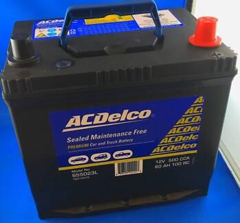 NEW ACDelco S 55D23L SMF 500CCA Premium Car Battery Toyota etc