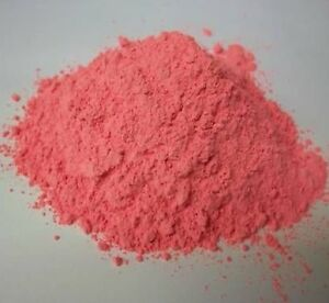 FLUORESCENT-RED-250g-POWDER-PAINT-FOR-ART-CRAFT